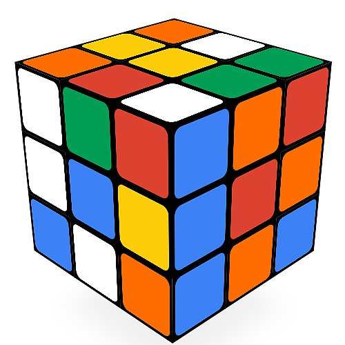 Google Rubik's Cube Solution