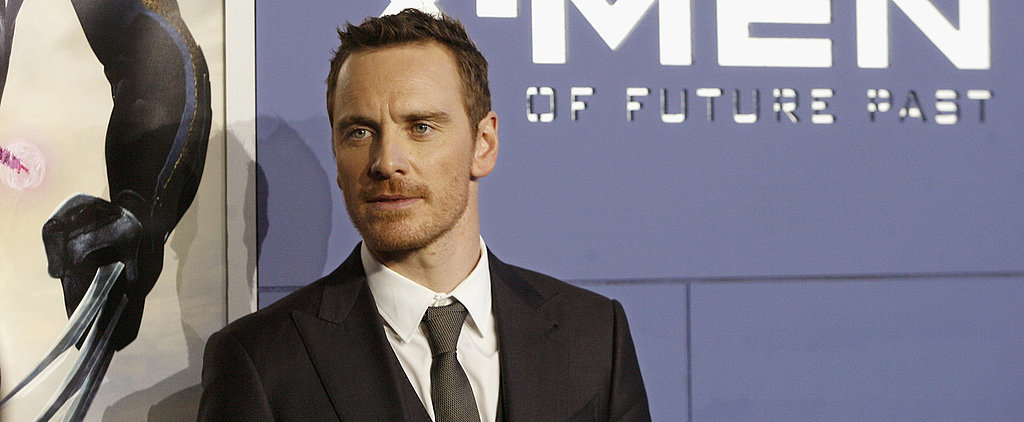 Confirmed: Michael Fassbender Makes Your Clothes Fall Off