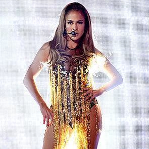 Jennifer Lopez Copies Beyonce's Performance