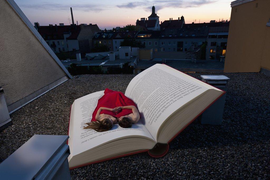 Love Is Like an Open Book