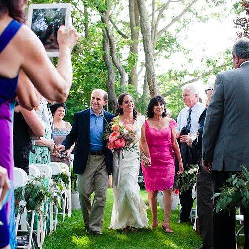 Unplugged Wedding Ceremony