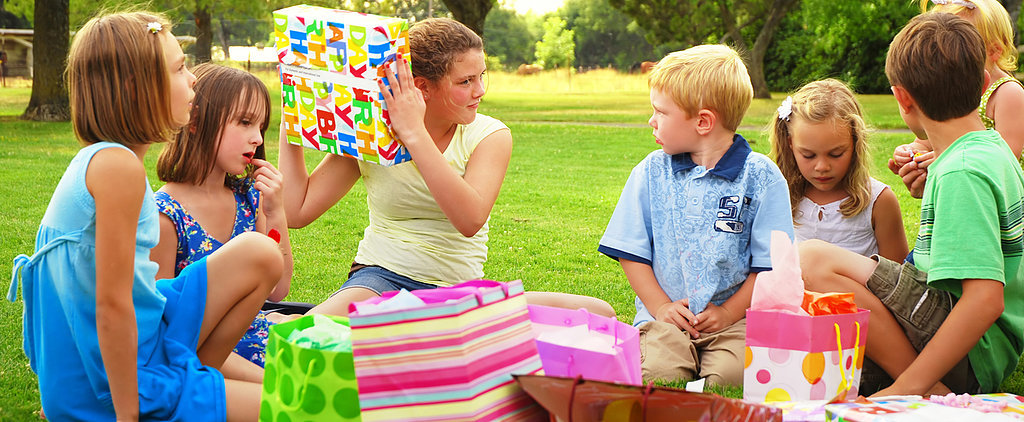 The Danger of Giving Kids Too Many Gifts