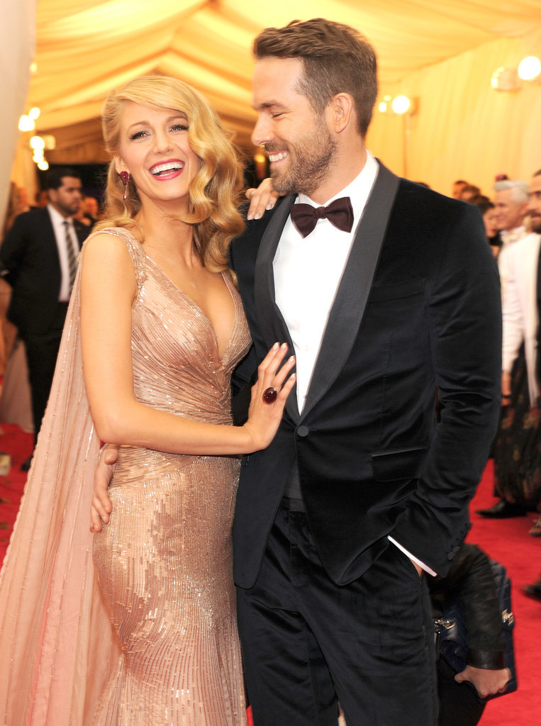 Ryan Especially Can't Stop Staring at Blake
