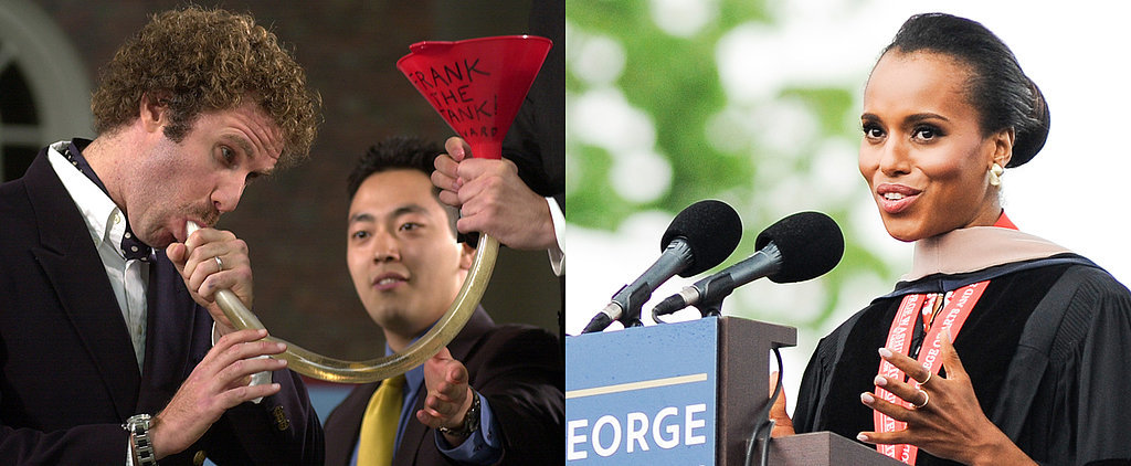 The Most Inspiring and Hilarious Commencement Speeches From the Stars