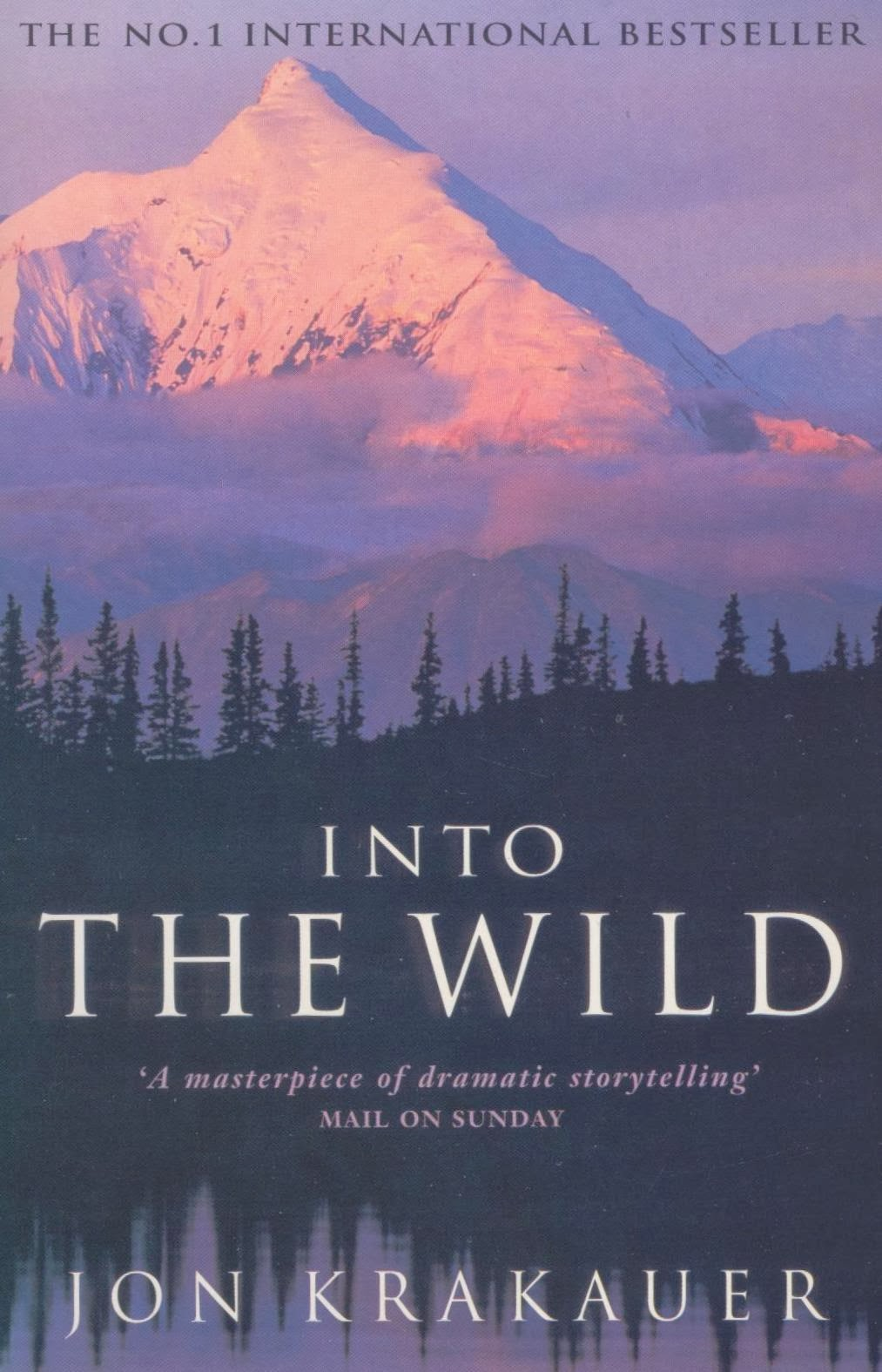 an analysis of into the wild a book by jon krakauer Jon krakauer's use of ethos, logos and pathos when writting into the wild into the wild by john krakauer is a rare book in which its author freely admits his bias within the first few pages.
