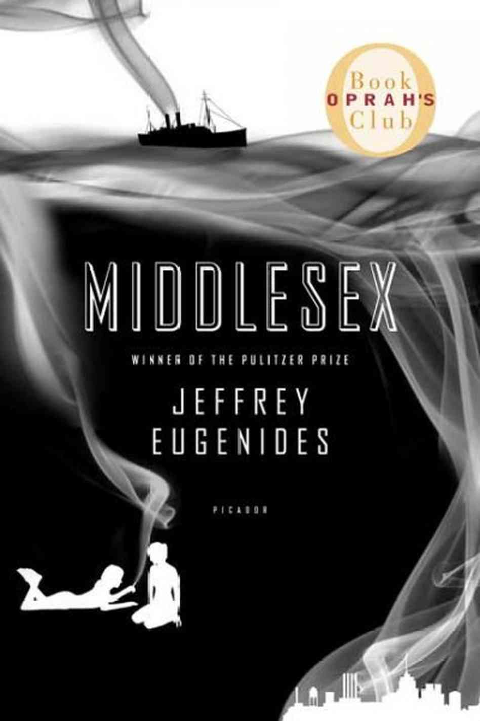 Michigan: Middlesex by Jeffrey Eugenides