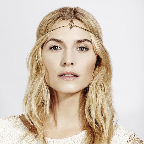 Jennifer Behr Autumn Winter 2014 Wedding Hair Accessories
