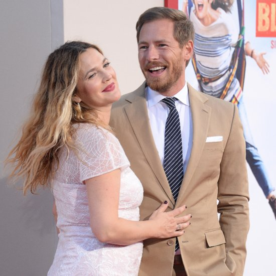 Drew Barrymore and Will Kopelman at the Blended LA Premiere