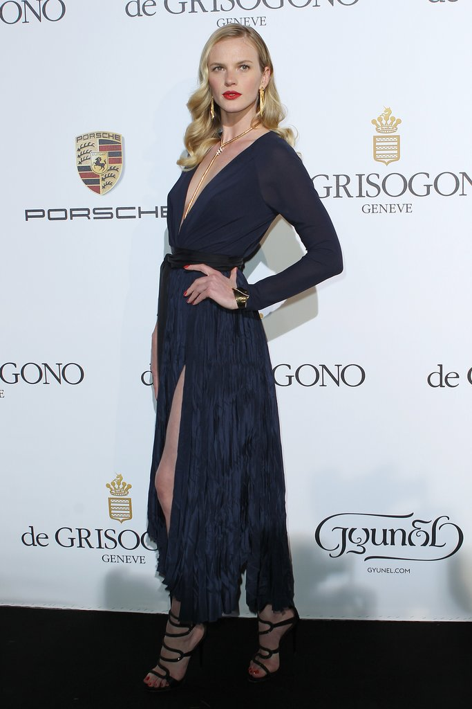 Anne V at the Fatale in Cannes Party