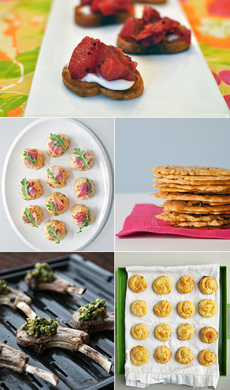 15 Classy Bites to Pass Around at a Wedding Cocktail Hour