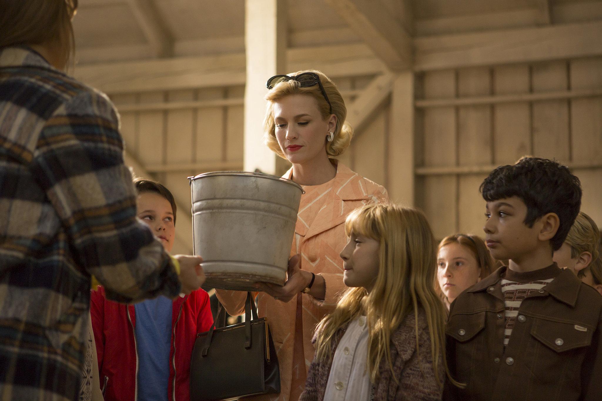 Betty's Milkmaid Moment