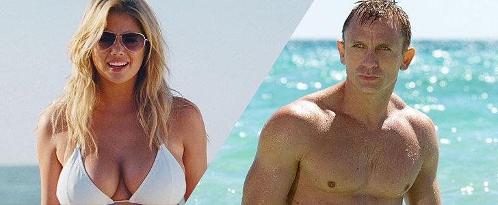 23 Shirtless, Beachy, and Bikini-Filled GIFs to Get You Excited For Summer