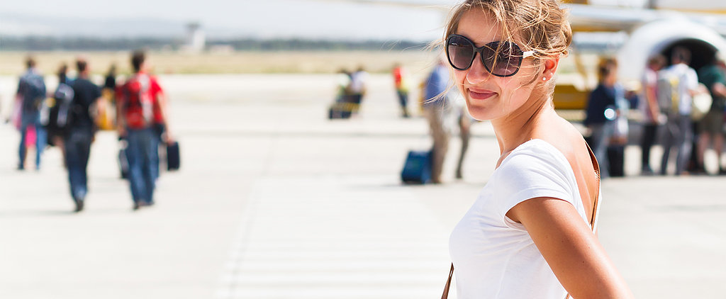 How to Step Off the Plane Feeling Fabulous, Energized, and Bloat-Free