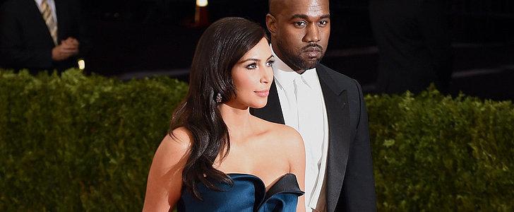 How to Throw a Parisian-Themed Wedding, Kim and Kanye Style
