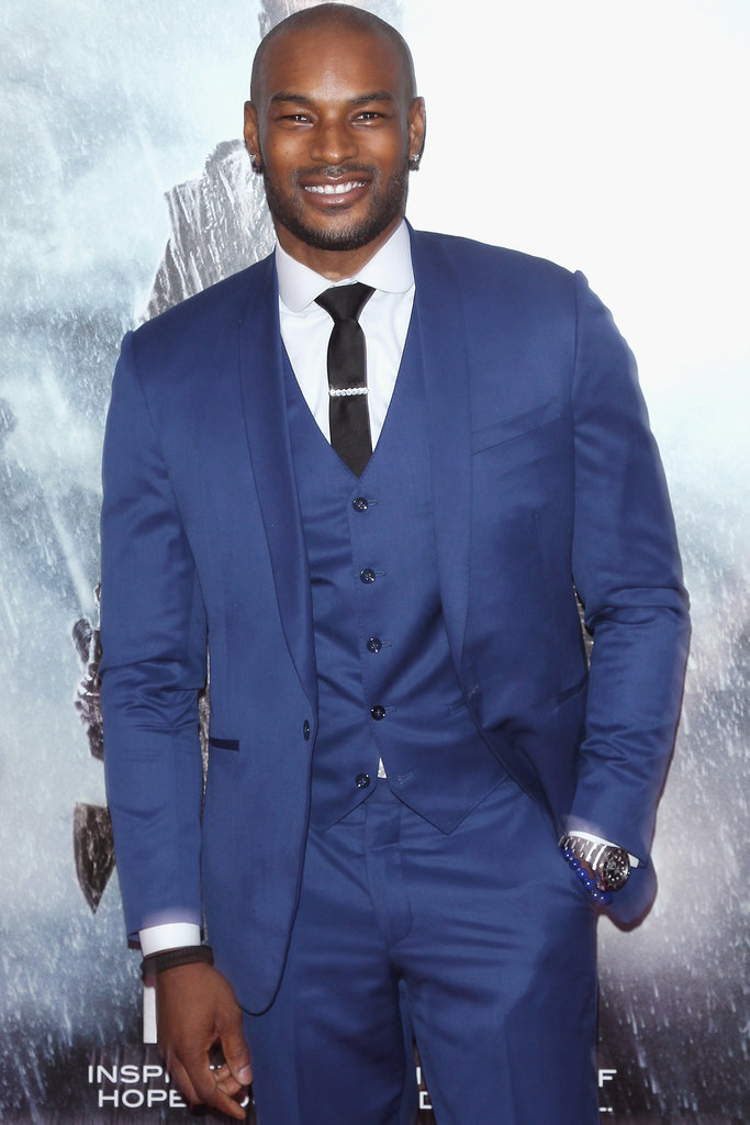Michael Jai White and Tyson Beckford will star in Chocolate City, a male stripper movie à la Magic Mike.