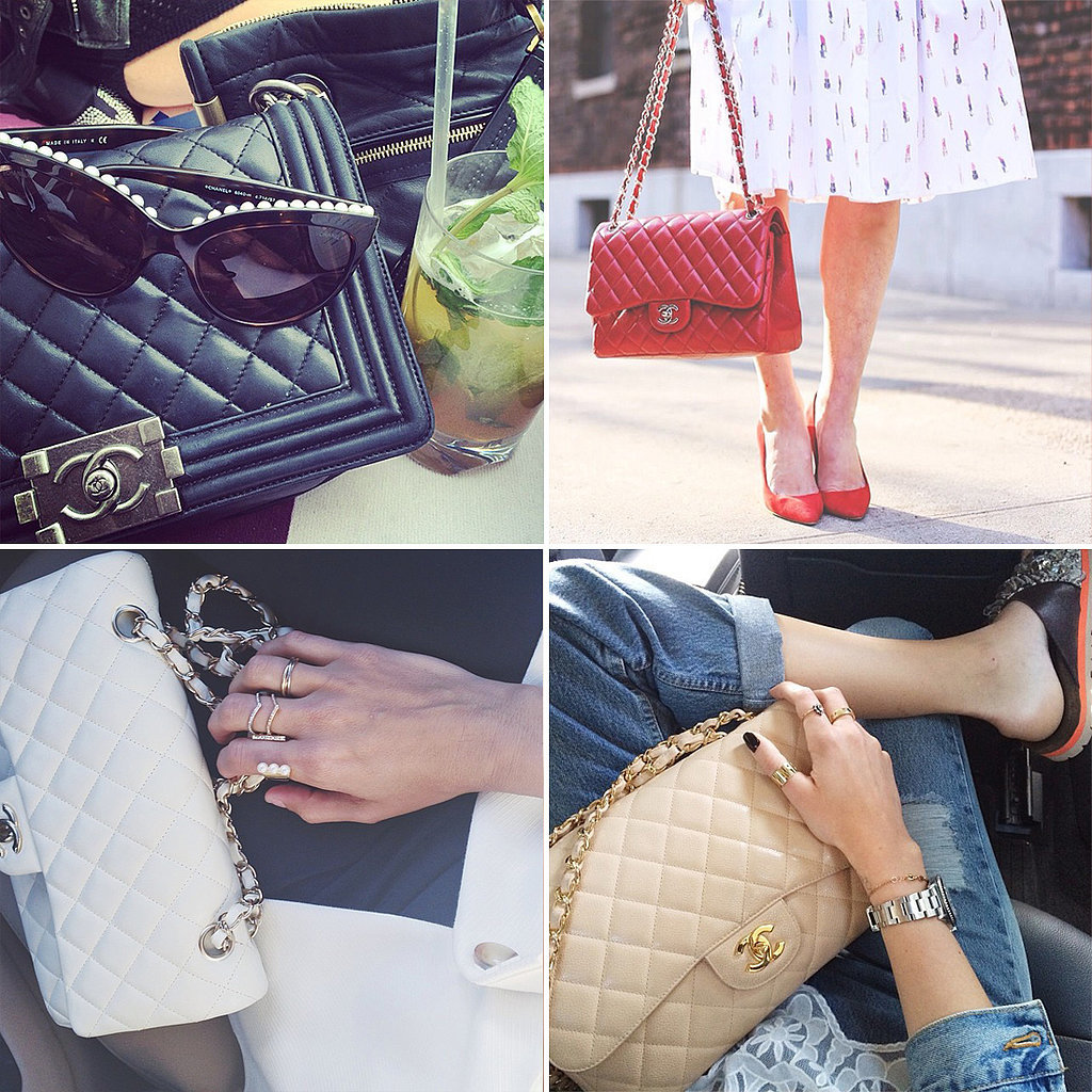 You Tote Your Essentials in the Latest Chanel