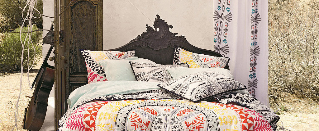 Sneak Peek: Mara Hoffman's Latest Collection For Anthropologie Home