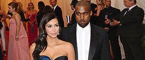If You Can't Wait to See Kim's Wedding Dress, You Have Kanye to Thank