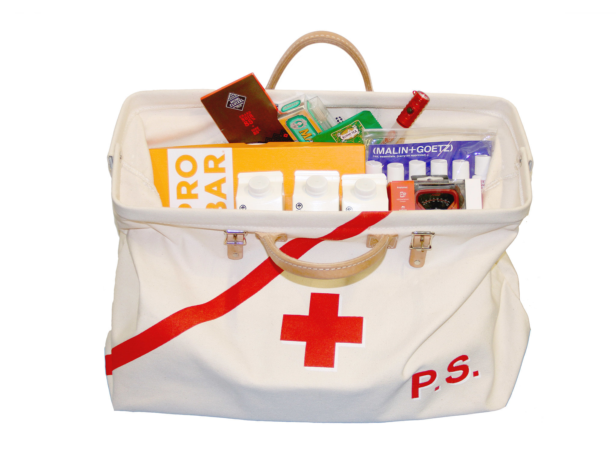 Monogrammed Survival Kit by Preppi