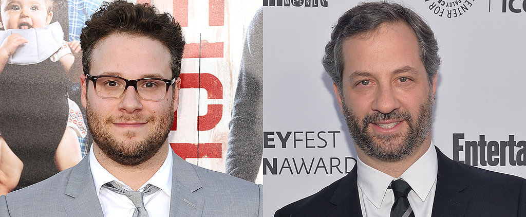 "Seth Rogen and Judd Apatow Respond to ""Insulting"" Article About Shooting"