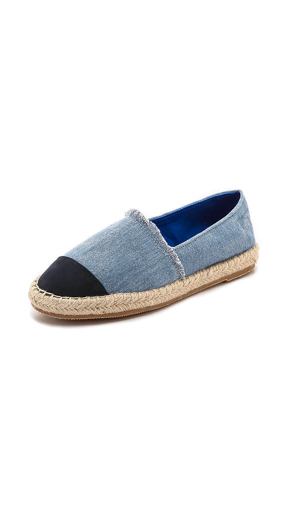Jeffrey Campbell Denim Espadrilles