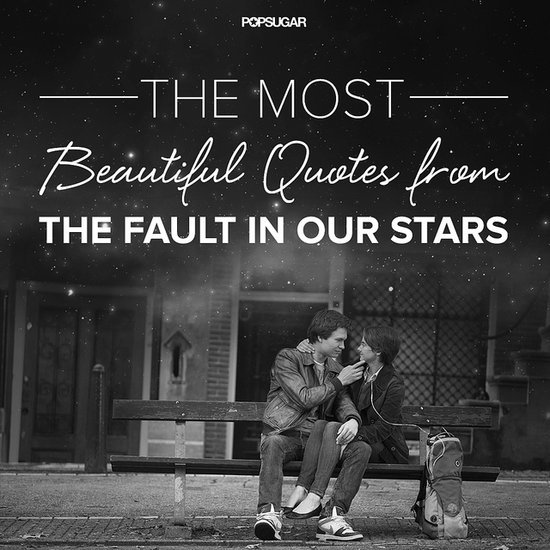 The Best Quotes From The Fault in Our Stars