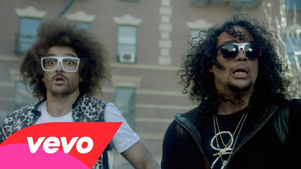 """Party Rock Anthem"" by LMFAO"
