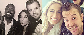 Get to Know the Guy That Married Kim and Kanye — Selfies and All