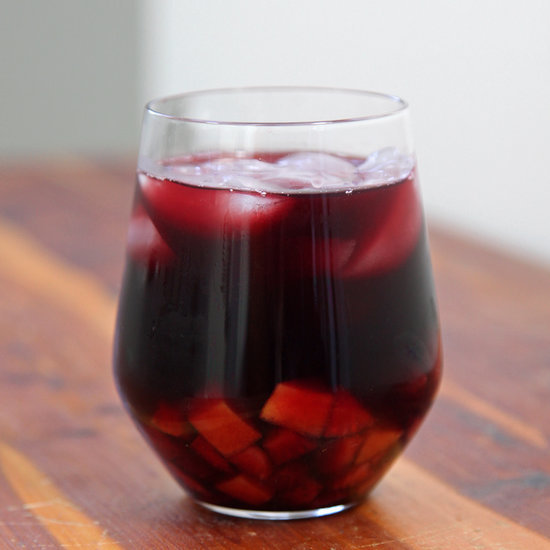 Strawberry-Peach Sangria Recipe