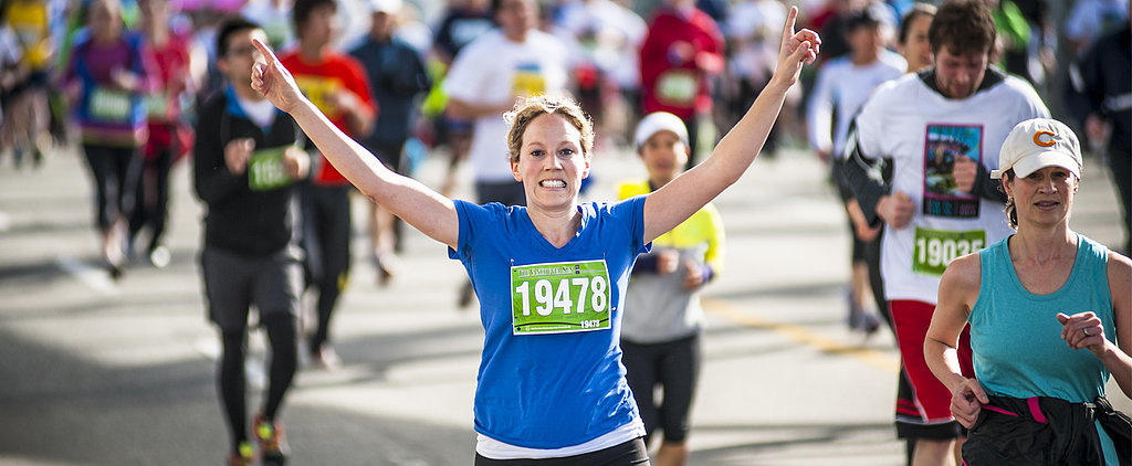 If Running a Half Marathon Is Your Goal, You Need This 6-Week Plan