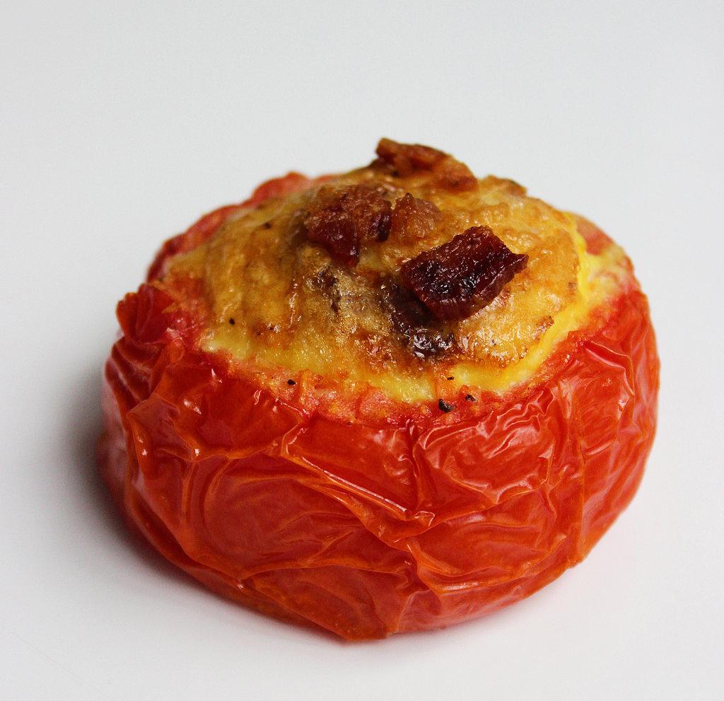 Breakfast: Tomato Frittata