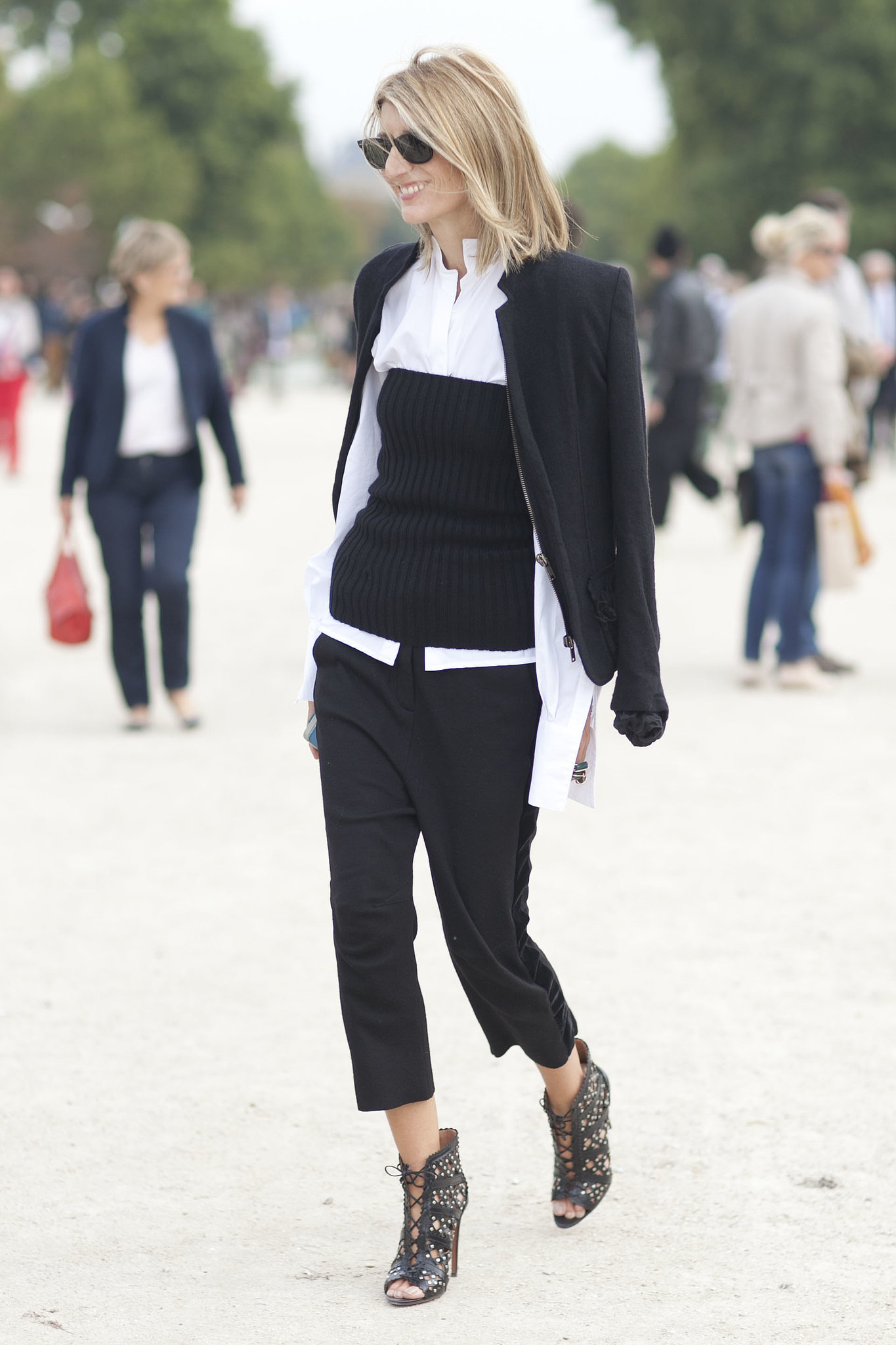 Again, (Really) Change Your Look With Layers