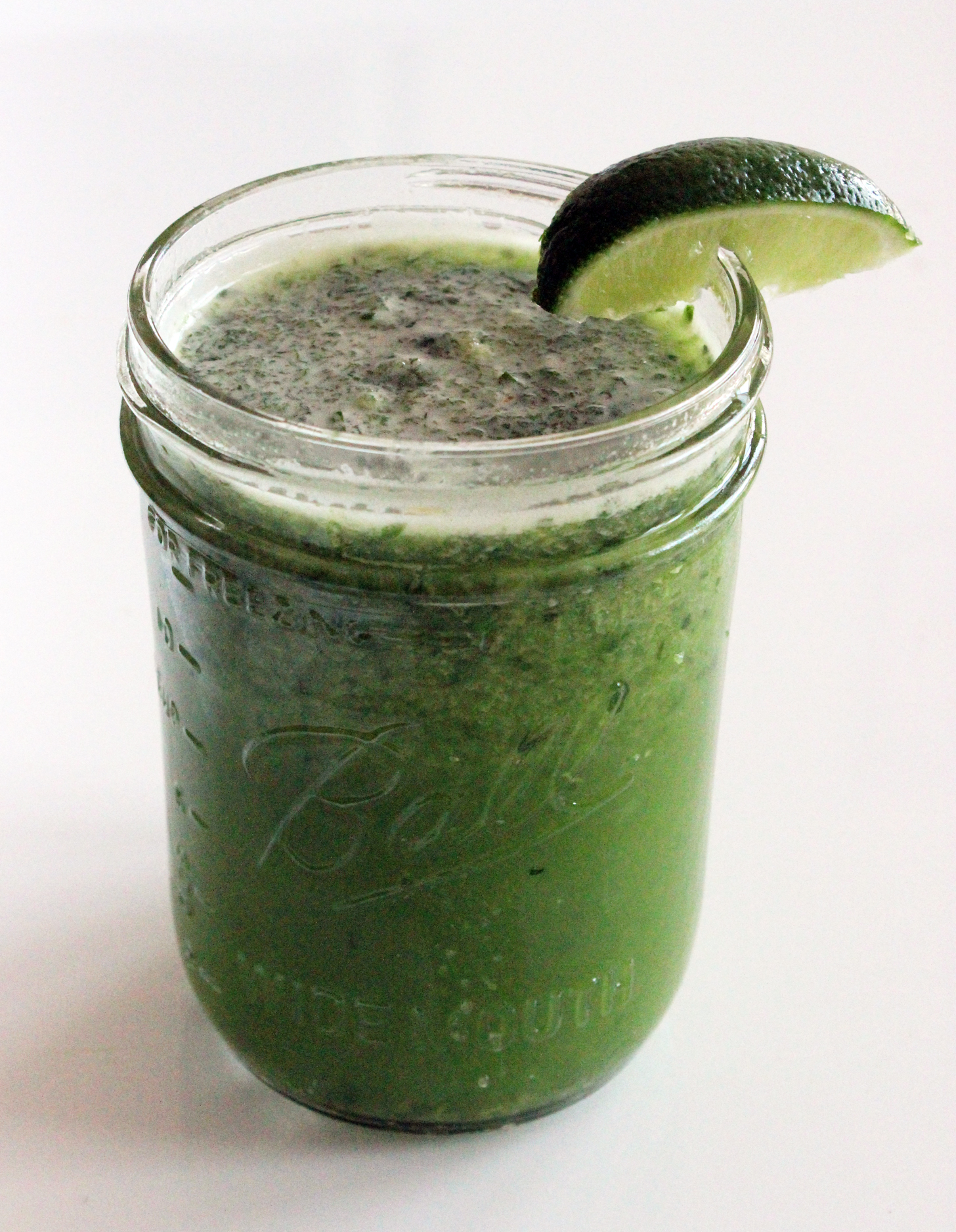 Midmorning Snack: Green Smoothie