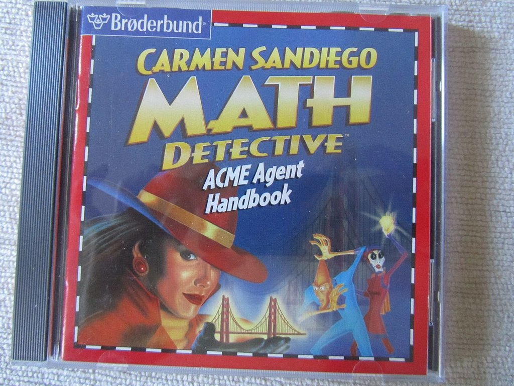 Carmen Sandiego Video Games