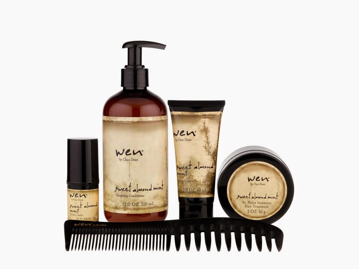 Wen Hair Care Deluxe Kit