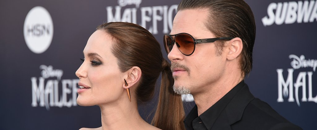 Is This the Beauty Look Angelina Jolie Wore to Her Wedding?