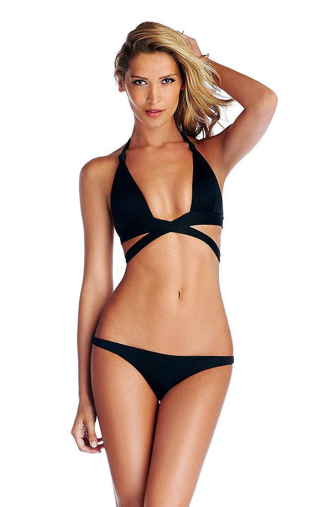 Vitamin A Black Bikini