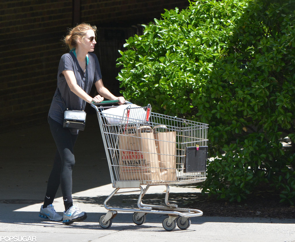 Blake Lively Swaps Red Carpets For the Supermarket