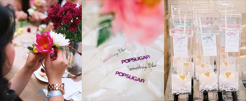 Glean Some Big-Day Inspiration From This Wedding Event