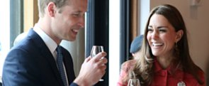 "Here's a Toast to Kate Middleton's ""Happy Hour"" Beauty Look"