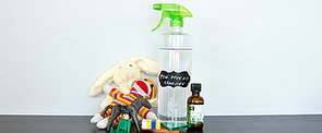 Pet- and Child-Safe All-Purpose Cleaner