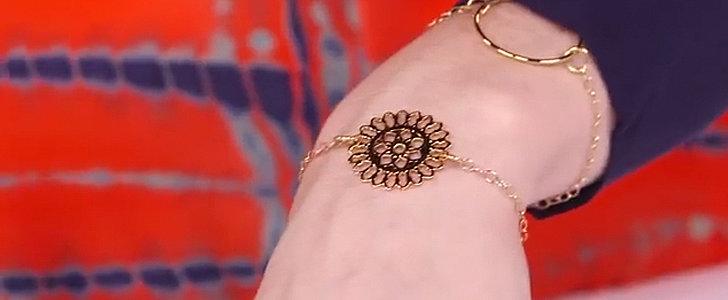 DIY: Delicate Chain Bracelets