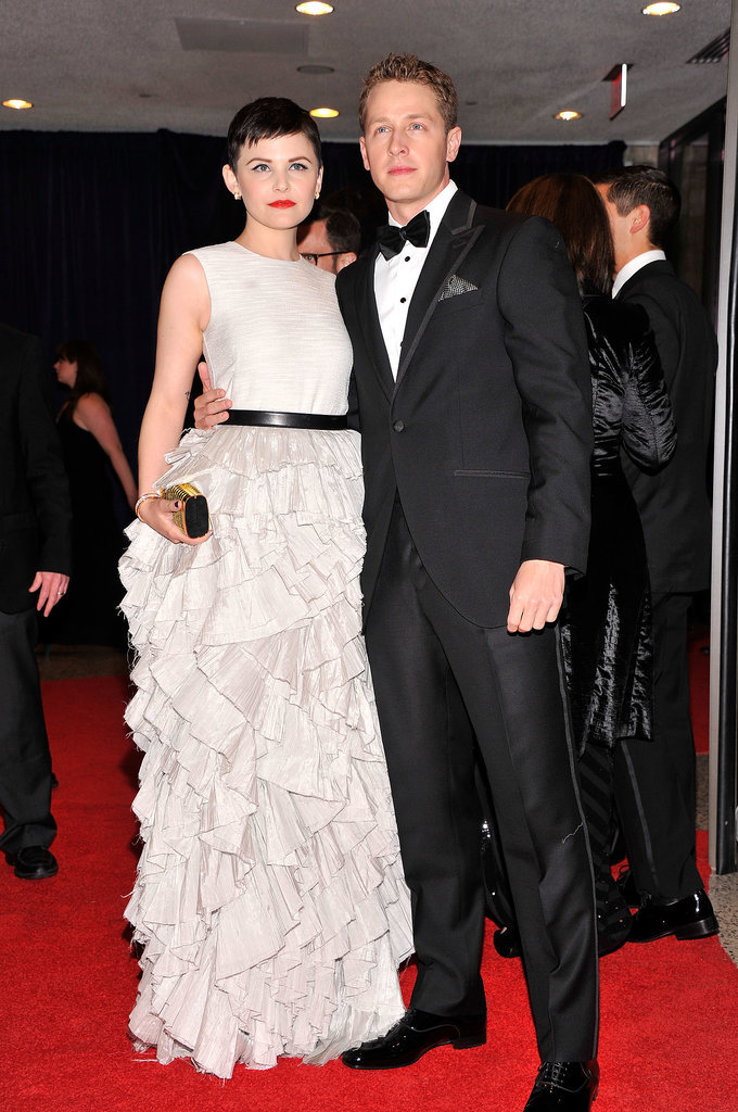 They took their love to the White House Correspondents' dinner.