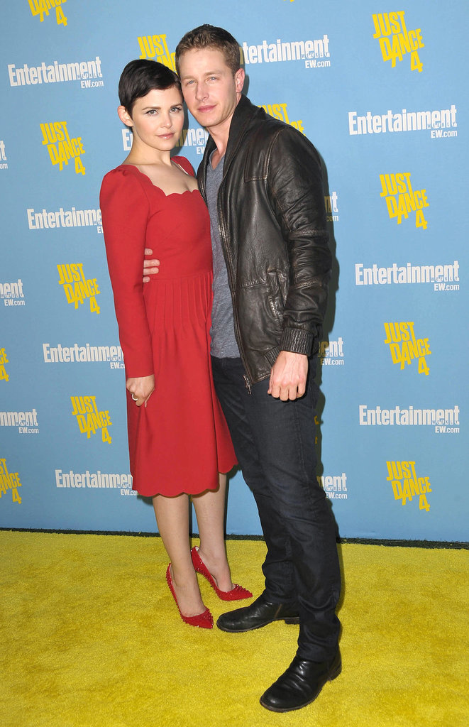 They looked perfect at their first Comic-Con that Summer.