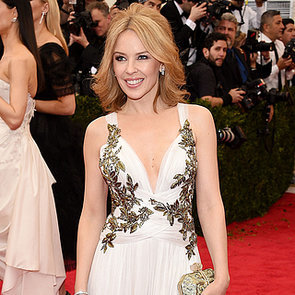 Kylie Minogue Red Carpet Style and Fashion Pictures