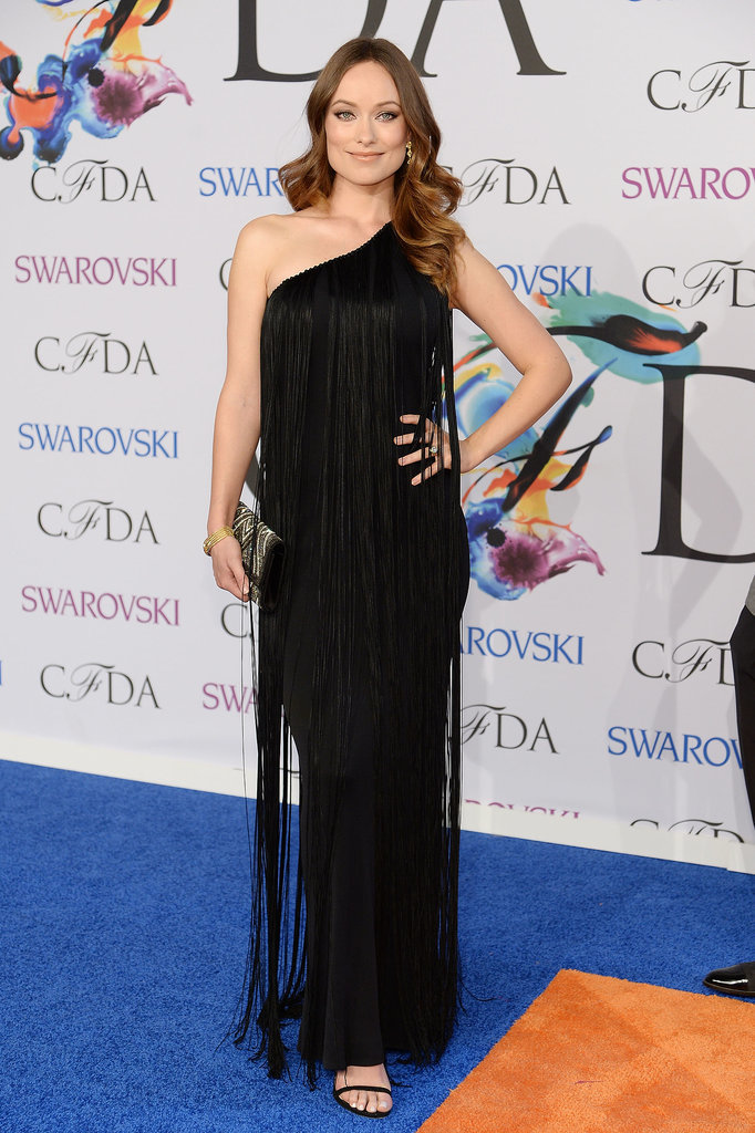 Olivia Wilde at the 2014 CFDA Awards