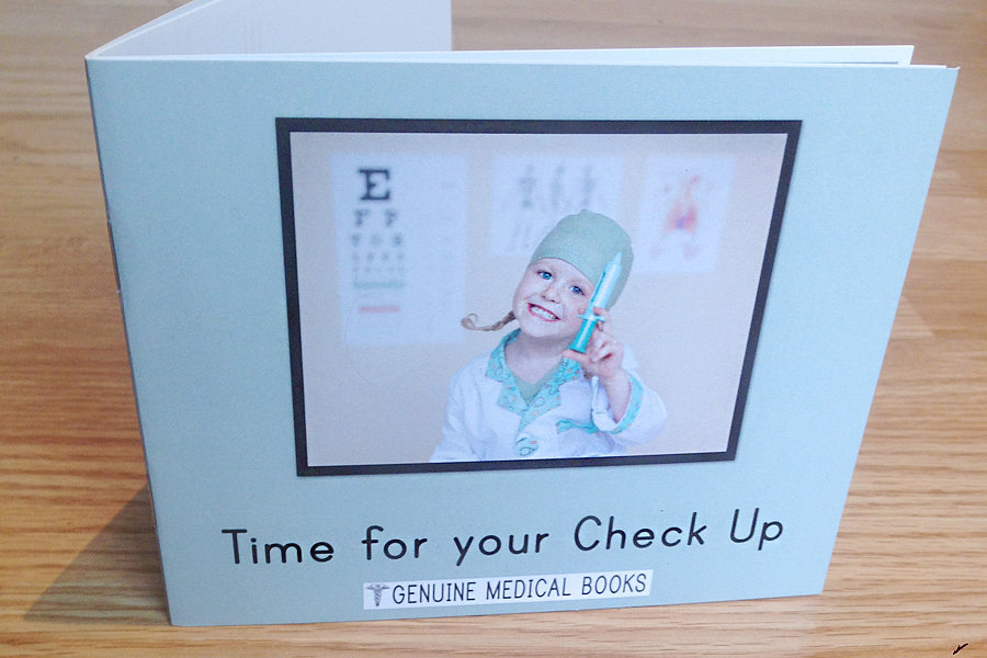 Dr. Everly's Medical Book