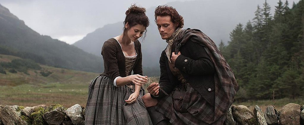 Bestselling Book Series Outlander Is Coming to TV! We Take a Sneak Peek on Set