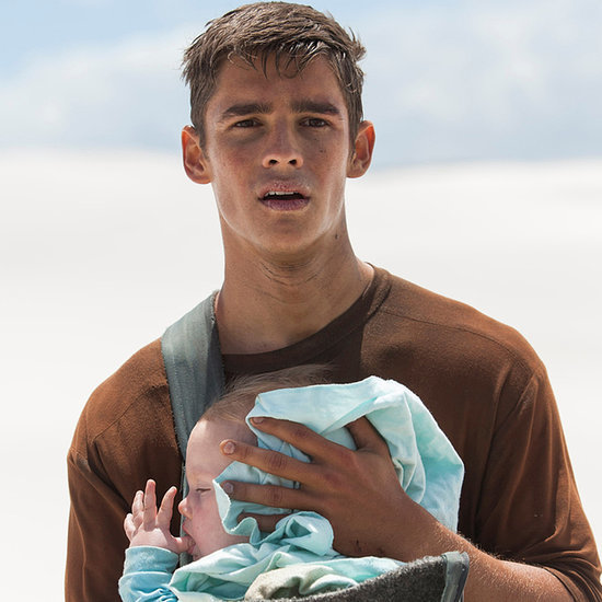The Giver Trailer