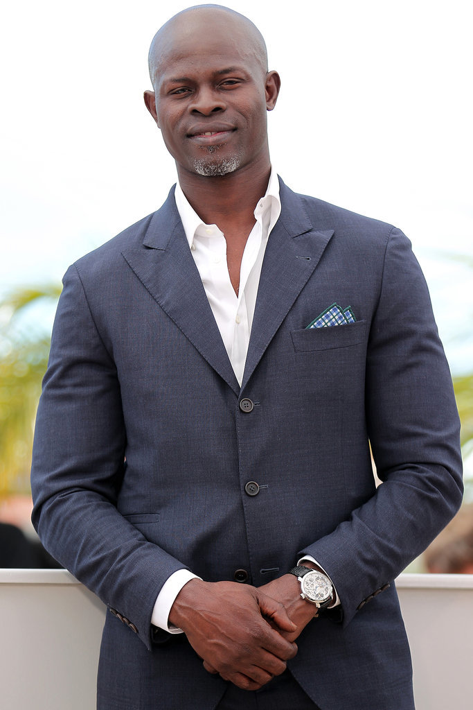 Djimon Hounsou joined Tarzan as Chief Mbonga. Alexander Skarsgard and Margot Robbie are also starring.